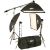 Smith-victor Pro-quartz K75 Tungsten Lighting Kit 401444 00037733008416