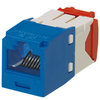 Panduit Mini-com TX-5e Modular Insert CJ5E88TGBU 00074983634347