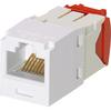 Panduit Mini-com TX-5e Modular Insert CJ5E88TGWH 00074983395385
