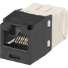 Panduit Mini-com TX6 Plus Modular Insert CJ688TGBL 00037332190499