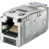 Panduit Mini-com TX-5e Modular Insert CJS5E88TGY-24