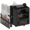 Black Box Gigabase Cat.5e Keystone Jack Connector FM921-25PAK
