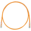 Panduit Cat.6 Utp Patch Cord UTPSP25ORY 00074983731084