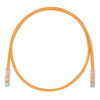 Panduit Cat.6 Utp Patch Cord UTPSP6ORY 00074983171217