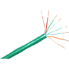 Clearlinks 1000FT Cat. 6 550MHZ Solid Green Bulk Cable C6-207-4P-GRS 00846359000915