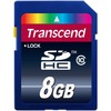 Transcend 8 Gb Sdhc TS8GSDHC10 00760557817239