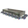 Iogear Miniview GCS138 8-Port Kvm Switch W/cables GCS138KIT 00881317000699
