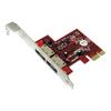 Addonics ADSA6GPX1-2E 2-port Sata Pci Express 2.0 x1 Controller ADSA6GPX1-2E 00605242967595