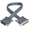 Tripp Lite 2ft Kvm Switch Daisychain Cable For B020 / B022 Series Kvms P772-002 00037332118752