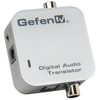 Gefen GTV-DIGAUDT-141 Gefentv Digital Audio Translator GTV-DIGAUDT-141 00845344097404