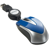 Verbatim Mini Travel Optical Mouse - Blue 97249 00023942972495