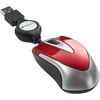 Verbatim Mini Travel Optical Mouse - Red 97255 00023942972556