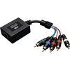 Tripp Lite Component Video With Stereo Audio Over Cat5/Cat6 Remote Extender B136-100 00037332155450