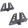 Rack Solutions 118-1619 Rack Conversion Kit - Black 118-1619 00807648016192