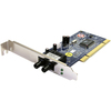 Startech.com 100Mbps Pci Multi Mode St Fiber Ethernet Nic Network Adapter 2km PCI100MMST 00065030840712