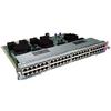Cisco WS-X4748-RJ45V+E Line Card WS-X4748-RJ45V+E 00746320735528