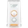 Sangean K-200 Desktop Clock Radio - 3 W Rms K-200 WHITE 00729288029236