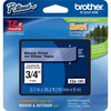 Brother P-touch Tze Flat Surface Laminated Tape TZE141 00012502625605