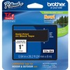 Brother P-touch Tze 1 Inch Laminated Tape Cartridge TZE354 00012502625872
