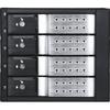 Istarusa BPN-DE340SS Drive Bay Adapter Internal - Silver BPN-DE340SS-SILVER 00846813017503