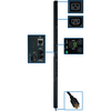 Tripp Lite Pdu 3-Phase Switched 208V 5.7kW L21-20P 21 C13; 3 C19 0URM PDU3VSR10L2120 00037332149800