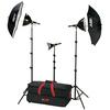 Smith-victor Photoflood K6RC Tungsten Lighting Kit 401403 00037733001561