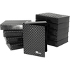 Wiebetech Drivebox Anti-static 3.5 Inch Hard Disk Case 10-pack Of Drivebox For 3.5 Inch Hdd 3851-0000-11 00810873015007