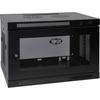 Tripp Lite 9U Wall Mount Rack Enclosure Server Cabinet W/ Door & Side Panels SRW9U 00037332160744