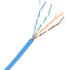 Comprehensive Cat 5e 350 Mhz Stranded Blue Bulk Cable 1000ft C5E350STB-1000 00808447060041