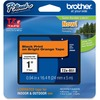 Brother P-touch Tze 1 Inch Laminated Lettering Tape TZEB51 00012502626022
