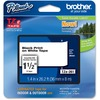 Brother Tze 1-1/2 Inch Laminated Tape Cartridges TZE261 00012502625810