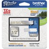 Brother Ptouch 1/2 Inch Laminated Tze Tape TZEMQ934 00012502626169