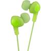 Jvc Gumy Plus HA-FX5-G Earphone HAFX5G 00046838046797