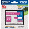 Brother Ptouch 1/2 Inch Laminated Tze Tape TZEMQP35 00012502626183