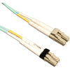 Tripp Lite 3M 10Gb Duplex Multimode 50/125 OM3 Lszh Fiber Optic Patch Cable Lc/lc Aqua 10