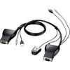 D-link Kvm Switch KVM-222 00790069353826