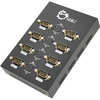 Siig 8-Port Usb To RS-232 Serial Adapter Hub JU-SC0211-S1 00662774014067