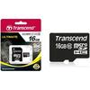 Transcend Ultimate 16 Gb Microsdhc TS16GUSDHC10-P3 00760557821489