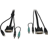 Tripp Lite 10ft Cable Kit For Dvi / Usb / Audio Secure Kvm Switches P759-010 00037332170699