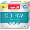 Maxell 4x Cd-rw Media 630011 00025215623677