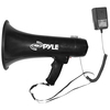 Pylepro 40 Watts Professional Megaphone / Bullhorn W/siren And 3.5mm Aux-in For Digital Music/ipod PMP43IN 00068889023497