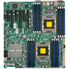 Supermicro X9DRi-F Server Motherboard - Intel Chipset - Socket R LGA-2011 MBD-X9DRI-F-O 00672042093755