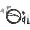 Csp Guardian Series Desktop Security Cable Lock - Master Access CSP810312 00797734925296