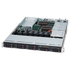 Supermicro Superserver 1026T-TF Barebone System - 1U Rack-mountable - Intel 5500 Chipset - Socket B LGA-1366 - 2 X Processor Support SYS-1026T-TF