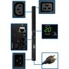 Tripp Lite Pdu Monitored 200V-240V 20A 18 C13; 2 C19 C20 Vertical 0URM PDUMNV20HV2 00037332162564