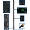 Tripp Lite Pdu Monitored 208V / 240V 30A 36 C13; 6 C19 Outlet Vertical 0URM PDUMNV30HV2 00037332163172