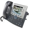 Cisco Unified 7945G Ip Phone - Desktop, Wall Mountable - Dark Gray, Silver CP-7945G 00882658140327