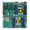 Supermicro X9DRH-iTF Server Motherboard - Intel Chipset - Socket R LGA-2011 MBD-X9DRH-ITF-O