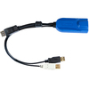 Raritan Usb/dvi Video/data Transfer Cable D2CIM-DVUSB-DVI 00785813334176