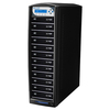 Vinpower Digital Sharkblu Sata Bdxl Blu-ray/dvd/cd Tower Duplicator SHARKBLU-S12T-XL-BK 00842378004903
